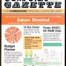 7/86 COMPUTE!'S GAZETTE Magazine - COMMODORE 64/128/VIC-20