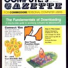 1/87 COMPUTE!'S GAZETTE Magazine - COMMODORE 64/128/VIC-20