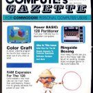 3/87 COMPUTE!'S GAZETTE Magazine - COMMODORE 64/128/VIC-20