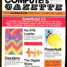 5/87 COMPUTE!'S GAZETTE Magazine - COMMODORE 64/128/VIC-20