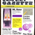 6/87 COMPUTE!'S GAZETTE Magazine - COMMODORE 64/128/VIC-20