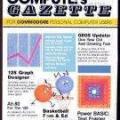 7/87 COMPUTE!'S GAZETTE Magazine - COMMODORE 64/128