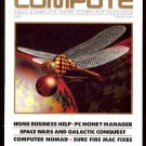 2/91 COMPUTE Magazine: GAZETTE Edition - COMMODORE 64/128