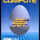 7/91 COMPUTE Magazine: GAZETTE Edition - COMMODORE 64/128
