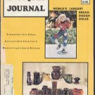 6/77 Antiques Journal - BREAD-DOUGH DOLLS, WATERFORD, ALABASTER ART GLASS