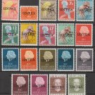 UNITED NATIONS - 1962 U.N. Temporary Executive Authority for West New Guinea (UNTEA) - MNH