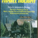 8/84 Travel-Holiday - ALPS, BARBADOS, CHILE, ADIRONDACK, L.L. BEAN, KENTUCKY