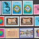 UNITED NATIONS (New York) - 1978 Complete Year Set (Sc. #291-303) - MNH