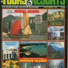 11/85 Tours & Resorts - HAWAII, YELLOWSTONE, HONG KONG, MACHU PICCHU, NORMANDY