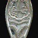 VERMONT - Vintage Collector's Souvenir Spoon - Wm. Rogers & Son AA