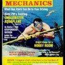 7/67 Popular Mechanics - GAR WOOD, APOLLO SATURN V ROCKET, DOLPHINS, AQUAPLANE