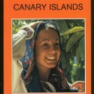 1989 BERLITZ Cruise Guide - CUNARD PRINCESS & Canary Islands (softcover)