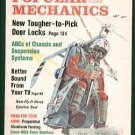 9/69 Popular Mechanics - SNOWMOBILES, ARCHERY, LOCKS, INDUSTRIAL DIAMONDS