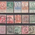 100 Different BELGIUM - (Mostly) 20th Century Postage Stamps - Used