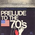 1969 Historical Documentary Record - PRELUDE TO THE 70&#39;s - WBBM Chicago