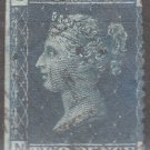 GREAT BRITAIN Postage Stamp - 1858 - 2p Queen Victoria (Sc. #29) - Used