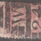 GREAT BRITAIN Postage Stamp - 1870 - ½p Queen Victoria (Sc. #58) - Used