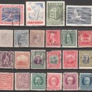 CUBA - 1882-1957 - 40 Different Postage Stamps - Mostly used