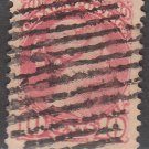 CANADA Postage Stamp - 1897 - 10c Queen Victoria (Sc. #45) - Used