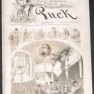 PUCK Magazine - September 21, 1887 (No. 550) - Vintage political humor, social satire