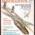 1/68 Popular Mechanics - O-2 SKYMASTER, FIAT 124, TSUNAMIS, DSRV, ICE FISHING