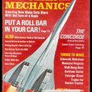 3/68 Popular Mechanics - CONCORDE, HOLOGRAPHY, MICROSURGERY, KITES, SEABEES