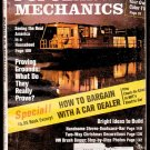 11/68 Popular Mechanics - HOUSEBOATS, GRIZZLIES, TEST TRACKS, CHRISTMAS PROJECTS, CAULKING