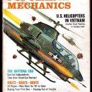 2/67 Popular Mechanics - DAYTONA 500, NASA, JACKSON HOLE TRAMWAY, VIETNAM HELICOPTERS