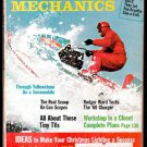 12/67 Popular Mechanics - YELLOWSTONE SNOWMOBILING, ARTIFICIAL GILLS, HALIFAX HARBOR EXPLOSION