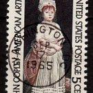 Bullseye (SOTN) First Day Dated Stamp - 1965 John Singleton Copley (#1273)
