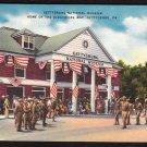 1950s GETTYSBURG, PENNSYLVANIA - Gettysburg National Museum - Postcard