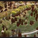 1950s GETTYSBURG, PENNSYLVANIA - Gettysburg National Cemetery - Postcard