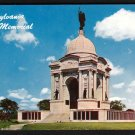 1950s GETTYSBURG, PENNSYLVANIA - Pennsylvania State Memorial - Postcard