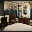 1950s VALLEY FORGE, PENNSYLVANIA - Martha Washington's Bedroom - Postcard