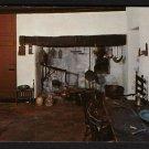1950s VALLEY FORGE, PENNSYLVANIA - Washington's Headquarters Kitchen - Postcard