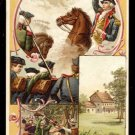 1892 Victorian Trade Card - Arbuckle Brothers Coffee Company - NEW JERSEY (#25)