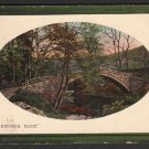 "1911 Artistic Post Card - ""AT EVENING'S CLOSE"""