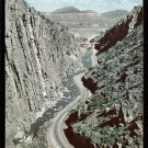 1950s ESTES PARK, COLORADO - Big Thompson Cañon - Unused Postcard