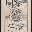 FORT SLOCUM, N.Y. - 1943 Overseas Staging Area Guide and Map (for U.S. troops in transit to Europe)