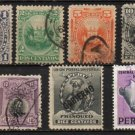 PERU - 1883-1966 - 10 Different Postage Stamps - Used