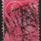 NEW SOUTH WALES Postage Stamp - 1888 - 6p Queen Victoria (Sc. #80) - Used