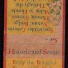 SHENANDOAH VALLEY OF VIRGINIA - Staunton, Virginia - Vintage Matchbook Cover