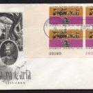 ART CRAFT - 1965 Magna Carta (#1265) FDC - PB UA