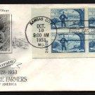 ART CRAFT - 1953 Future Farmers of America (#1024) FDC - PB UA