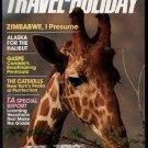 3/86 Travel-Holiday - ZIMBABWE, CATSKILLS, HEIAU, ALASKA, AEGEAN, GASPE, WINCHESTER MYSTERY HOUSE