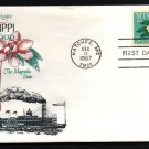 COVER CRAFT - 1967 Mississippi Statehood Sesquicentennial (#1337) FDC -  UA