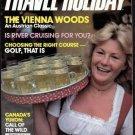 8/85 Travel-Holiday - VIENNA, CLEVELAND, WILLA CATHER, PAKISTAN, GRENADA, KLONDIKE