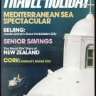 9/85 Travel-Holiday - MEDITERRANEAN CRUISE, CALISTOGA, BEIJING, NEW ZEALAND, CORK