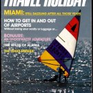 6/85 Travel-Holiday - BONAIRE, RED SEA, WINNIPEG, KENAI, MIAMI, ZUIDER ZEE, BALTIMORE