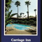 1980s VAN NUYS, CALIFORNIA - Carriage Inn - Unused Postcard